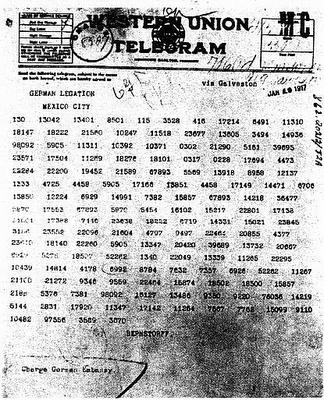 Циммерманы нууц цахилгаан шифр мэдээ