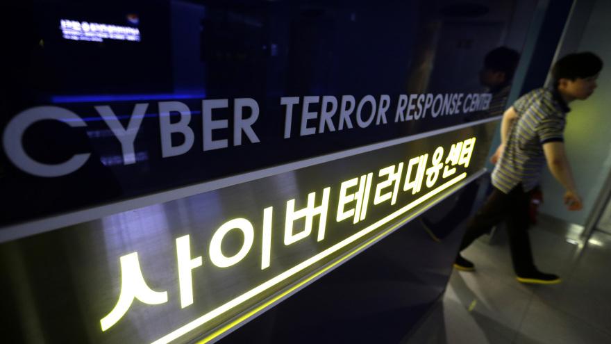 Cyberattacks Korea