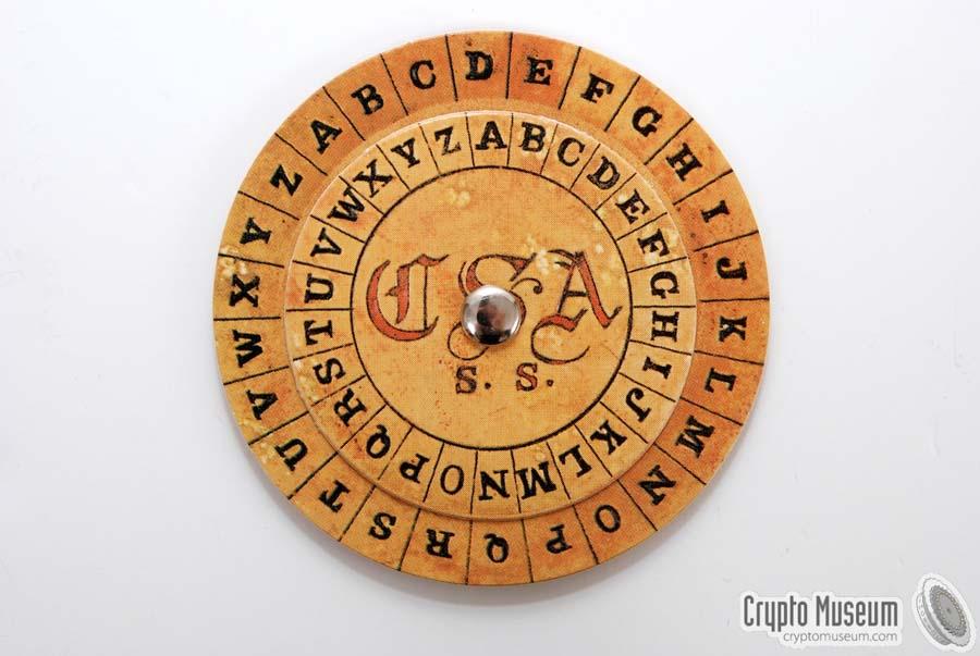 Холбоотны шифр диск