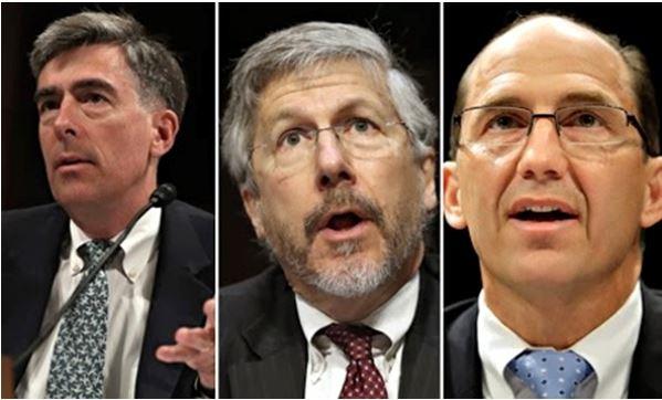 NSA болон тагнуулын албаны дарга нар